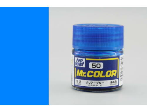 Mr.Hobby Mr.Color C-050 Clear Blue