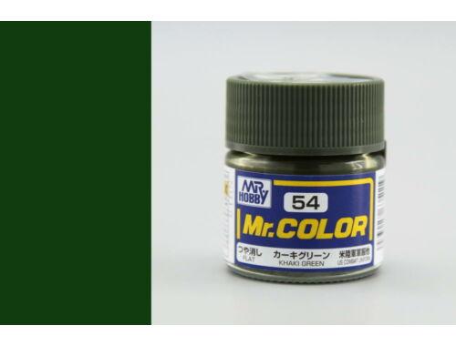 Mr.Hobby Mr.Color C-054 Khaki Green