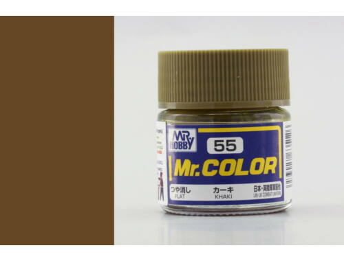 Mr.Hobby Mr.Color C-055 Khaki