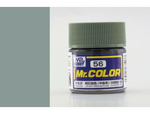 Mr.Hobby Mr.Color C-056 IJN Gray Green (Nakajima)