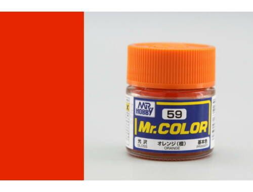 Mr.Hobby Mr.Color C-059 Orange