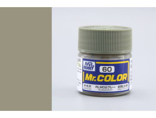 Mr.Hobby Mr.Color C-060 RLM02 Gray
