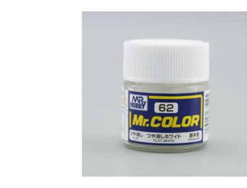 Mr.Hobby Mr.Color C-062 Flat White