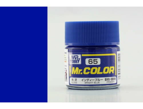 Mr.Hobby Mr.Color C-065 Bright Blue