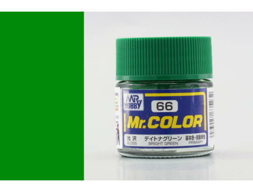Mr.Hobby Mr.Color C-066 Bright Green