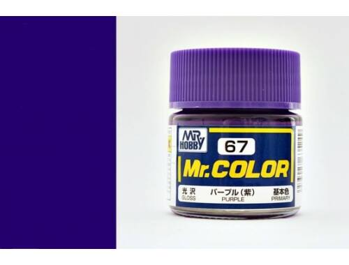 Mr.Hobby Mr.Color C-067 Purple
