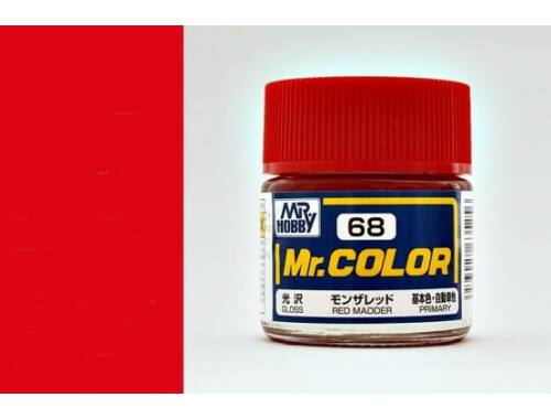 Mr.Hobby Mr.Color C-068 Madder Red