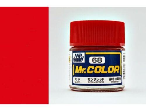 Mr.Hobby Mr.Color C-068 Madder Red
