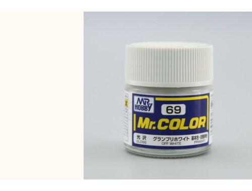 Mr.Hobby Mr.Color C-069 Off White