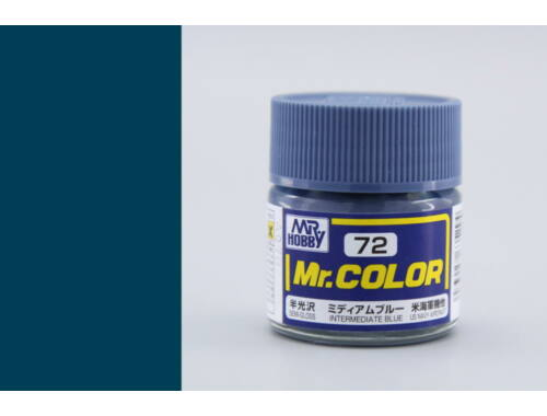Mr.Hobby Mr.Color C-072 Intermediate Blue