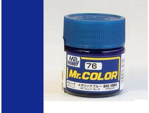 Mr.Hobby Mr.Color C-076 Metallic Blue