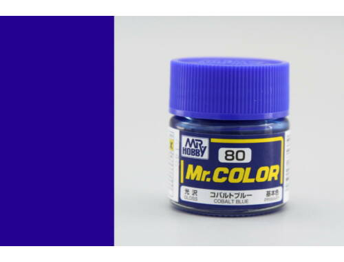 Mr.Hobby Mr.Color C-080 Cobald Blue