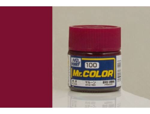 Mr.Hobby Mr.Color C-100 Wine Red