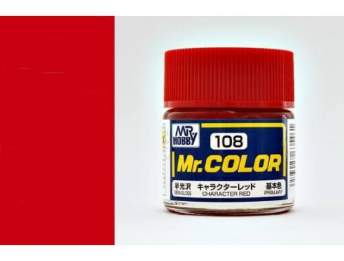 Mr.Hobby Mr.Color C-108 Character Red