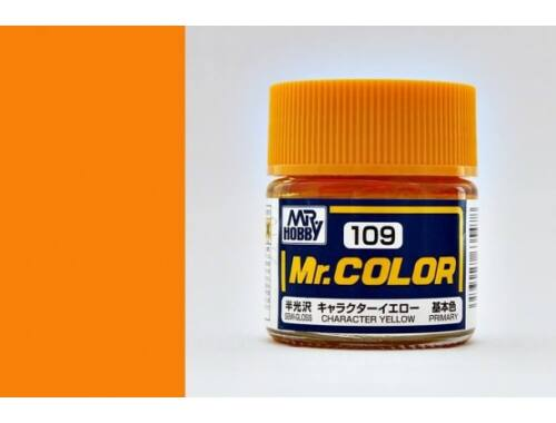 Mr.Hobby Mr.Color C-109 Character Yellow