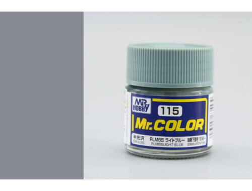 Mr.Hobby Mr.Color C-115 RLM65 Light Blue