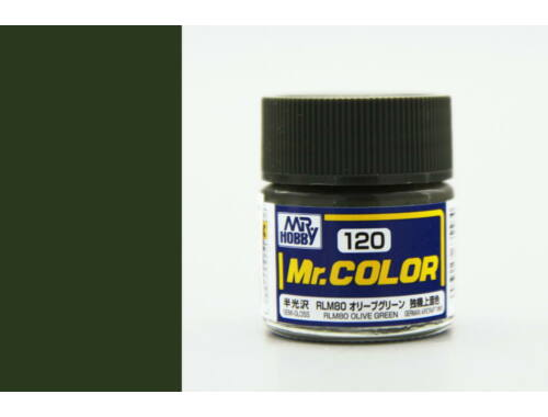 Mr.Hobby Mr.Color C-120 RLM80 Olive Green
