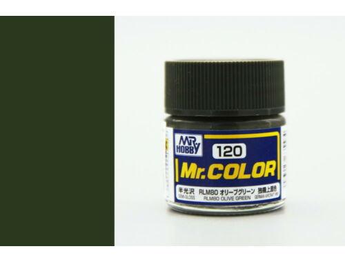 Mr.Hobby Mr.Color C-120 RLM80 Olive Green
