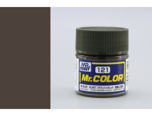 Mr.Hobby Mr.Color C-121 RLM81 Brown Violet