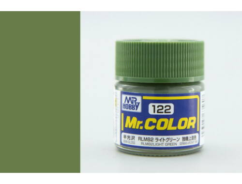 Mr.Hobby Mr.Color C-122 RLM82 Light Green