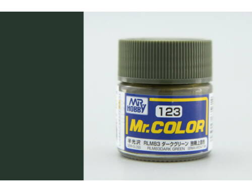 Mr.Hobby Mr.Color C-123 RLM83 Dark Green