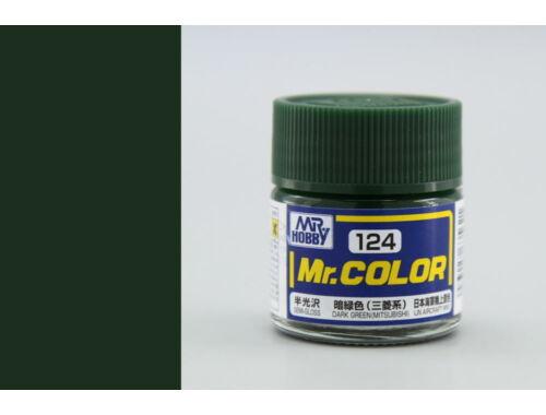 Mr.Hobby Mr.Color C-124 Dark Green (Mitsubishi)