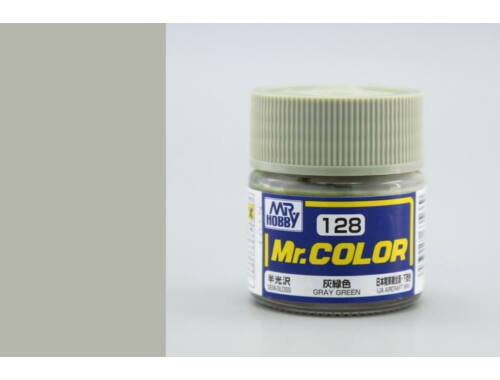 Mr.Hobby Mr.Color C-128 Gray Green