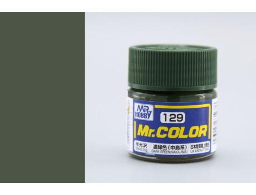 Mr.Hobby Mr.Color C-129 Dark Green (Nakajima)
