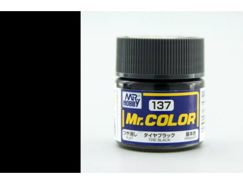 Mr.Hobby Mr.Color C-137 Tire Black