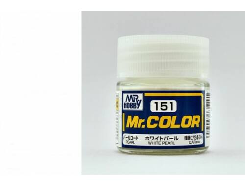 Mr.Hobby Mr.Color C-151 White Pearl