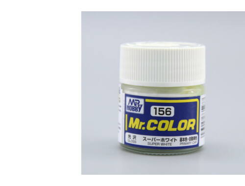 Mr.Hobby Mr.Color C-156 Super White IV