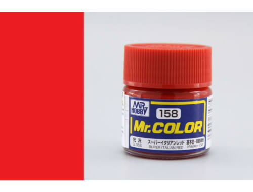 Mr.Hobby Mr.Color C-158 Super Italian Red