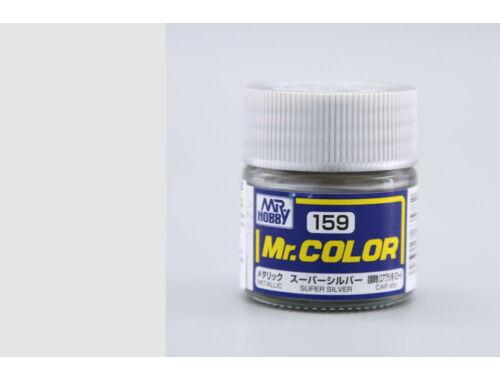 Mr.Hobby Mr.Color C-159 Super Silver