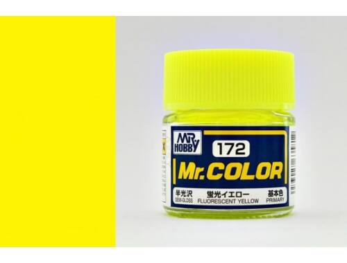 Mr.Hobby Mr.Color C-172 Fluoerscent Yellow