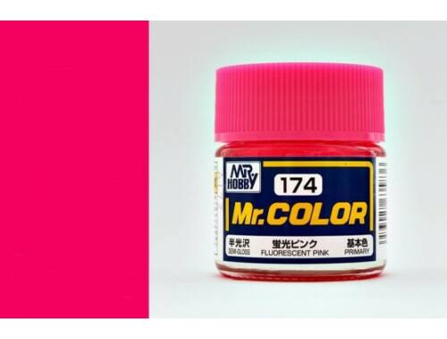 Mr.Hobby Mr.Color C-174 Fluorescent Pink