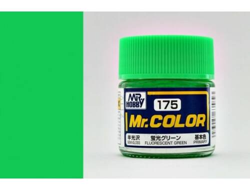 Mr.Hobby Mr.Color C-175 Fluorescent Green