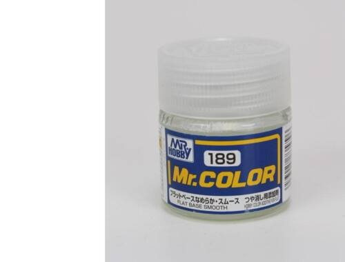Mr.Hobby Mr.Color C-189 Flat Base Smooth