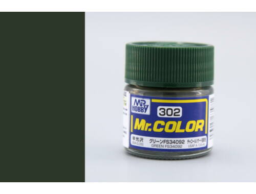 Mr.Hobby Mr.Color C-302 Green FS34092