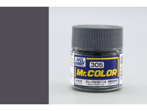 Mr.Hobby Mr.Color C-305 Gray FS36118