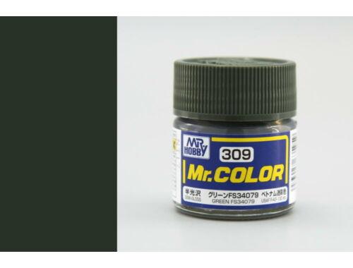 Mr.Hobby Mr.Color C-309 Green FS34079
