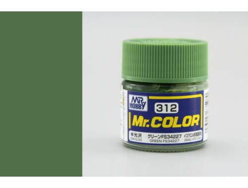 Mr.Hobby Mr.Color C-312 Green FS34227