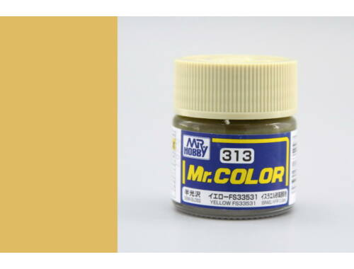 Mr.Hobby Mr.Color C-313 Yellow FS33531