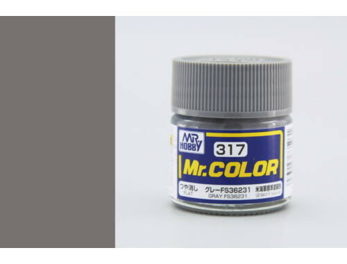 Mr.Hobby Mr.Color C-317 Gray FS36231