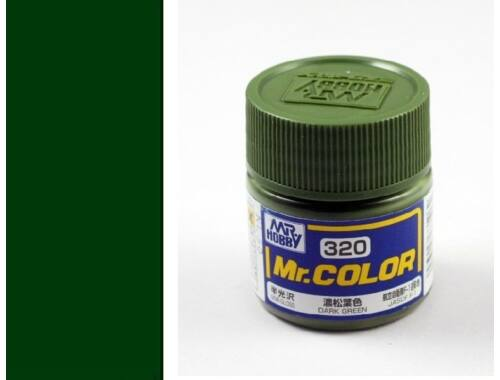 Mr.Hobby Mr.Color C-320 Dark Green