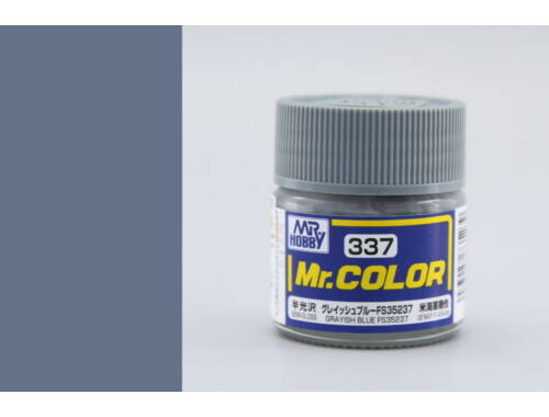 Mr.Hobby Mr.Color C-337 Grayish Blue FS35237