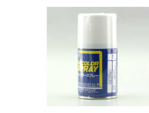 Mr.Hobby Mr.Color Spray S-001 White
