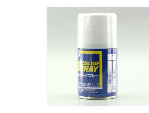 Mr.Hobby Mr.Color Spray S-001 White