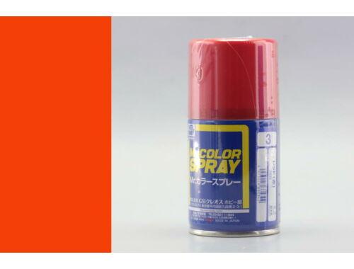 Mr.Hobby Mr.Color Spray S-003 Red