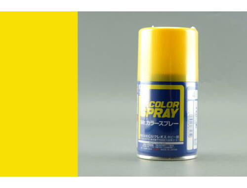Mr.Hobby Mr.Color Spray S-004 Yellow