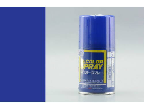 Mr.Hobby Mr.Color Spray S-005 Blue